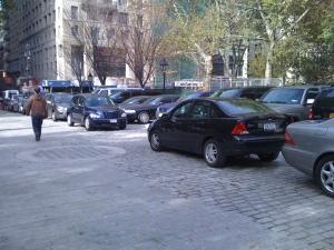 City Hall Car Parking